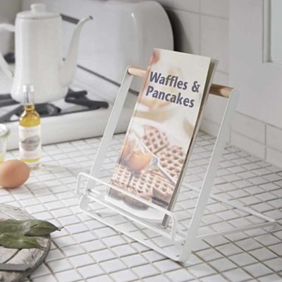Scandinavian Recipe Book & Tablet Stand