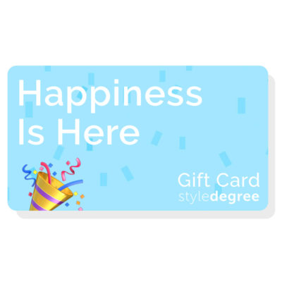 Style Degree Gift Card Housewarming Gifts Presents Travel