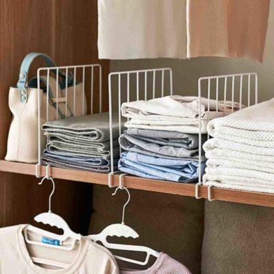 Wardrobe & Shelf Divider (3pc Set)