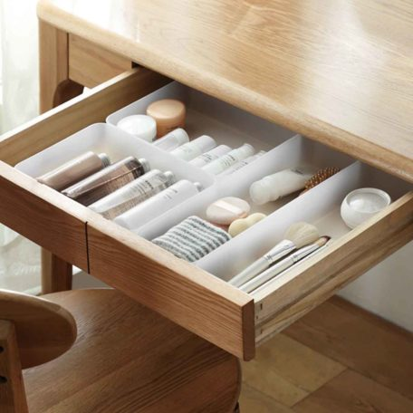 Clear Tray & Drawer Organizer Organizers Kitchen Organiser Closet Trays Style Degree Sg Singapore