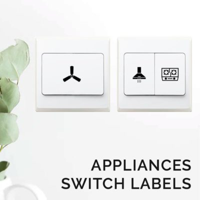 Switch Sticker Labels Light Stickers Style Degree Sg Singapore