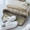 Weekender Travel Bag (with shoe compartment) Trunk Messenger Sling Bag Style Degree Sg Singapore