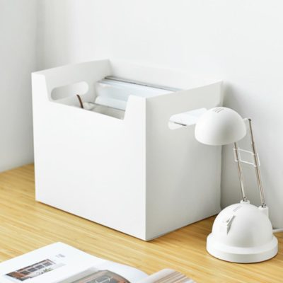 Easy Desk & Documents Organizer Box Table Organizers Storage Box Paper Holder Style Degree Sg Singapore