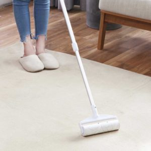 Extendable Sticky Mop Lint Roller Clothing Dust Cleaning Home Accessories