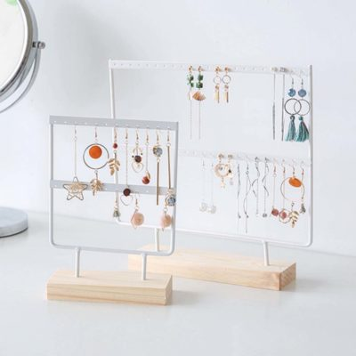 Scandinavian Earrings Jewellery Stand Accessories Organizer Dressing Table Style Degree Sg Singapore