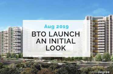 August 2019 BTO Sales Launch: Our Initial Take!