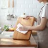Oishii Wooden Chopping Board Cutting Board Cooking Accessories Kitchen Style Degree Sg Singapore
