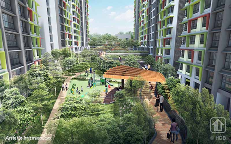 Tampines GreenGlen September / August 2019 BTO Sales Launch HDB Style Degree Sg Singapore StyleMag