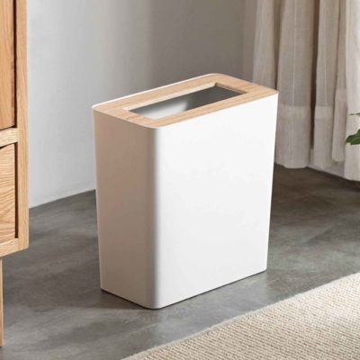 Scandinavian Slim Dustbin Trash Bin Home Living Room Style Degree Sg Singapore
