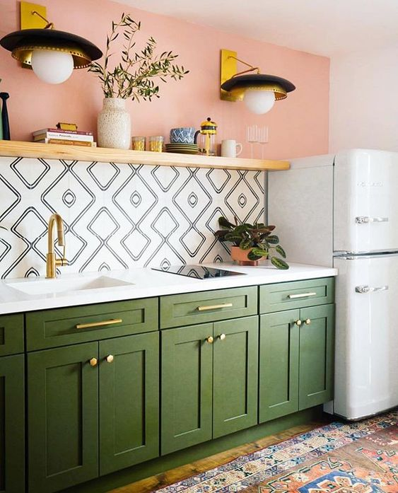 Eclectic Kitchen Design 3 - StyleMag - Style Degree