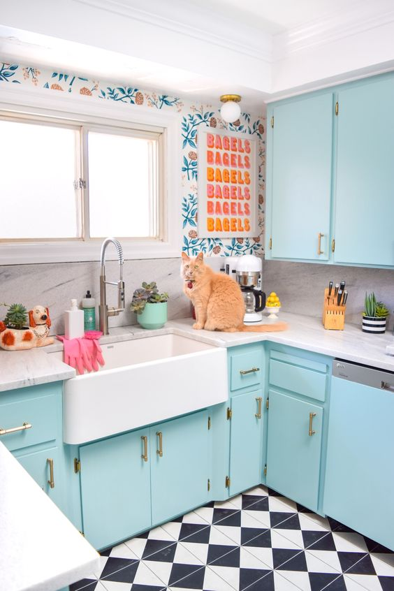 Eclectic Kitchen Design Stylemag Style Degree