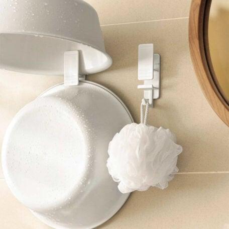 Easy Pail Wall Holder Bucket Bathroom Kitchen Washing Style Degree Sg Singapore
