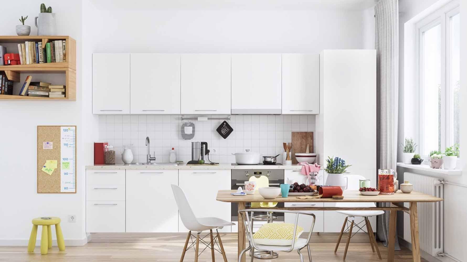 Minimalist Kitchen Design Ideas HDB Singapore - 2 - Style ...