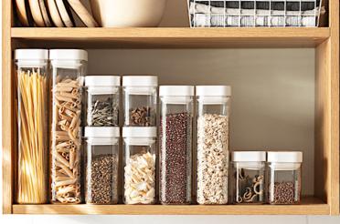 6 Organizing Rules To A Beautiful & Tidy Kitchen Pantry