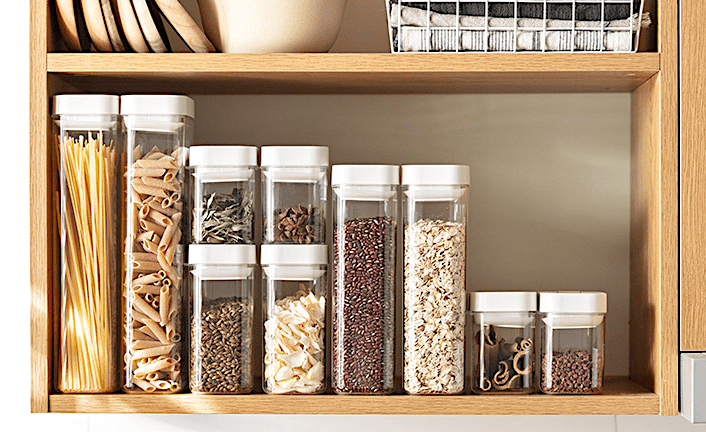 4 Organizing Rules To A Beautiful & Tidy Kitchen Pantry