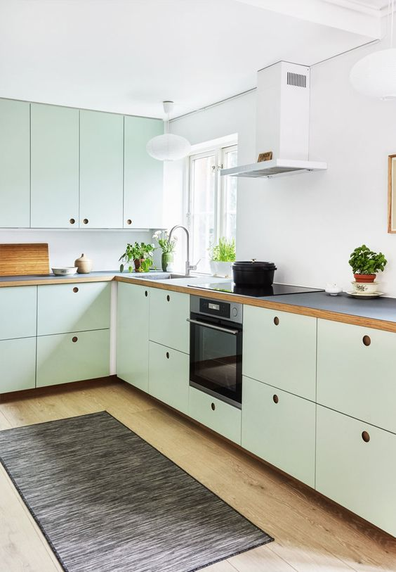 Pastel Kitchen Design 3 Stylemag Style Degree
