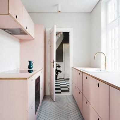 Open Concept Kitchen, Pastel Kitchen Ideas, Kitchen Design Ideas Kitchen Renovation Kitchen Accessories Kitchen Islands Kitchen Peninsula Singapore Homes HDB 5-room Kitchen Ideas, Condos, Style Degree, Singapore, Sg