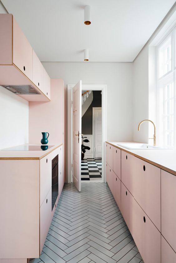 Pastel Kitchen Design Stylemag Style Degree