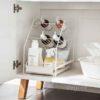 Sliding Under Sink & Countertop Storage Organizer Kitchen Rack Organiser Box Style Degree Sg