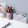 2-Way Stationery & Cosmetics Desk Organizer Pen Holder Study Desk Organiser Style Degree Sg Singapore