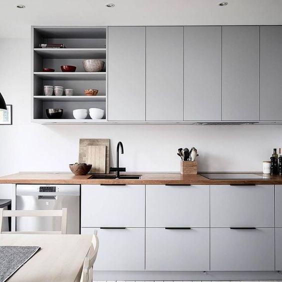 Zen Kitchen Interior 2 - StyleMag - Style Degree on zen modern home interior, mid century modern kitchen, zen style home interior,
