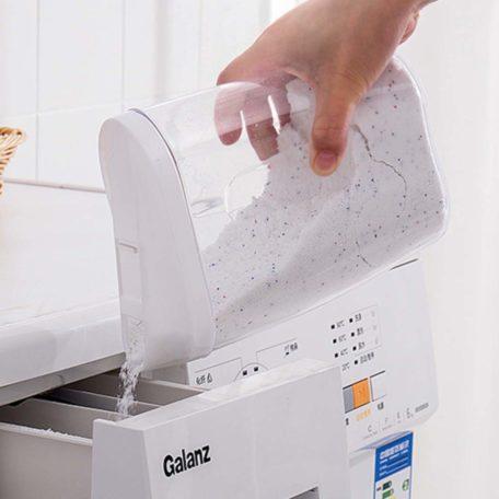 Easy Laundry Powder & Detergent Holder Container Bottle Washing Machine Style Degree Sg Singaproe