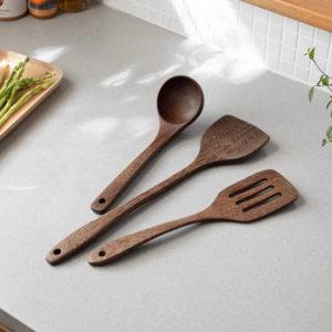 Oishii Wooden Cooking Utensils