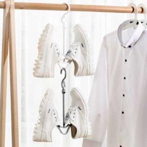 Stackable Shoe Dryer Hanger Rack Laundry Style Degree Sg Singapore