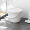 Minimalist Pail & Bucket (3pc Set) Wash Basin Laundry Cleaning Bathroom Style Degree Sg Singapore