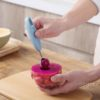 Pastel Fruit Peeler & Ice Cream Scoop Baller Seed Removal Style Degree Sg Singapore