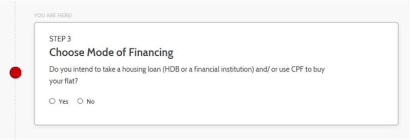 Financing HDB Resale Flat