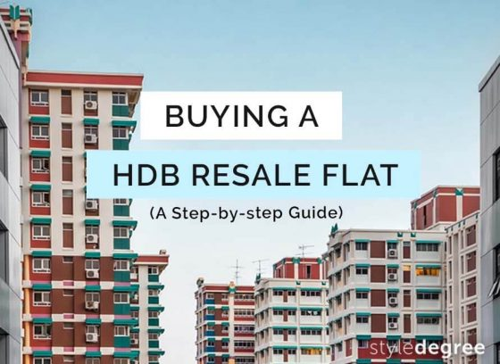 Buying A HDB Resale Procedure: A Step-by-step Guide