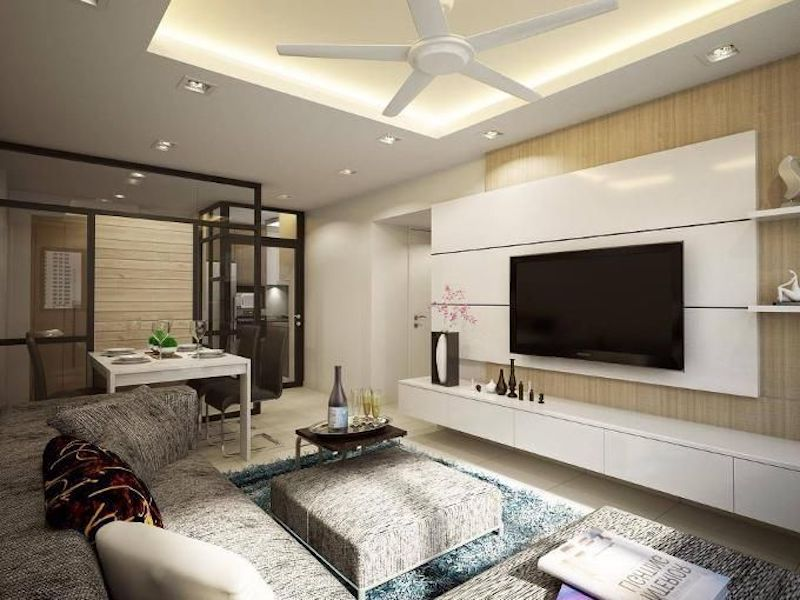 home lighting singapore living room - StyleMag