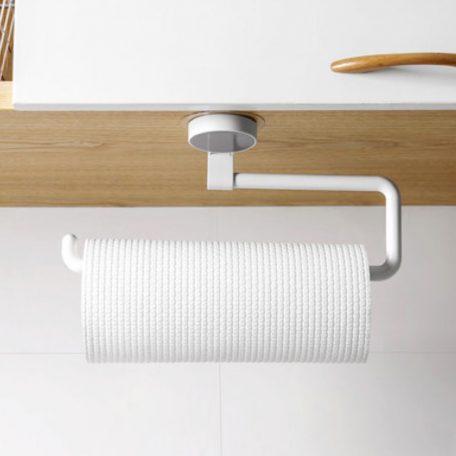 Minimalist Hand & Paper Towel Wall Holder Hanger Kitchen Bathroom Holder Style Degree Sg Singapore