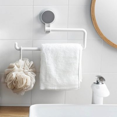 Minimalist Hand & Paper Towel Wall Holder Hanger Kitchen Bathroom Holder Style Degree Sg Singapore