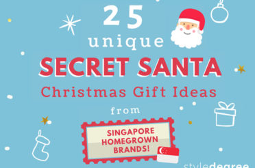 25 Unique Secret Santa Christmas Gift Ideas From Singapore Homegrown Brands