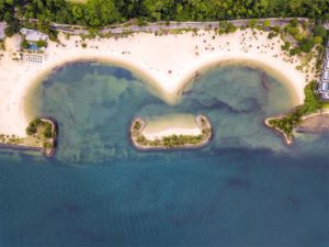 Tanjong Beach Sentosa, Best Picnic Spots, Picnic spots for families and couples, Outdoors, Style Degree, SG, Singapore, StyleMag