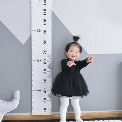 Kids Height Ruler Wall Mounted Height Measuring Tap Style Degree Sg Singapore