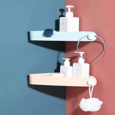 Eclectic Bathroom Wall Holder Shelf Shelves Toilet Style Degree Sg Singapore
