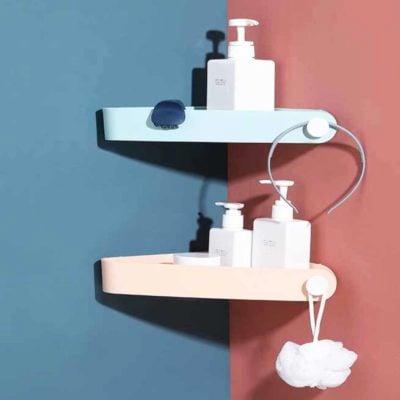 Eclectic Bathroom Wall Holder Shelf Shelves Toilet Style Degree Sg Singapore