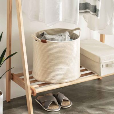 Weaver Laundry & Toys Storage Basket