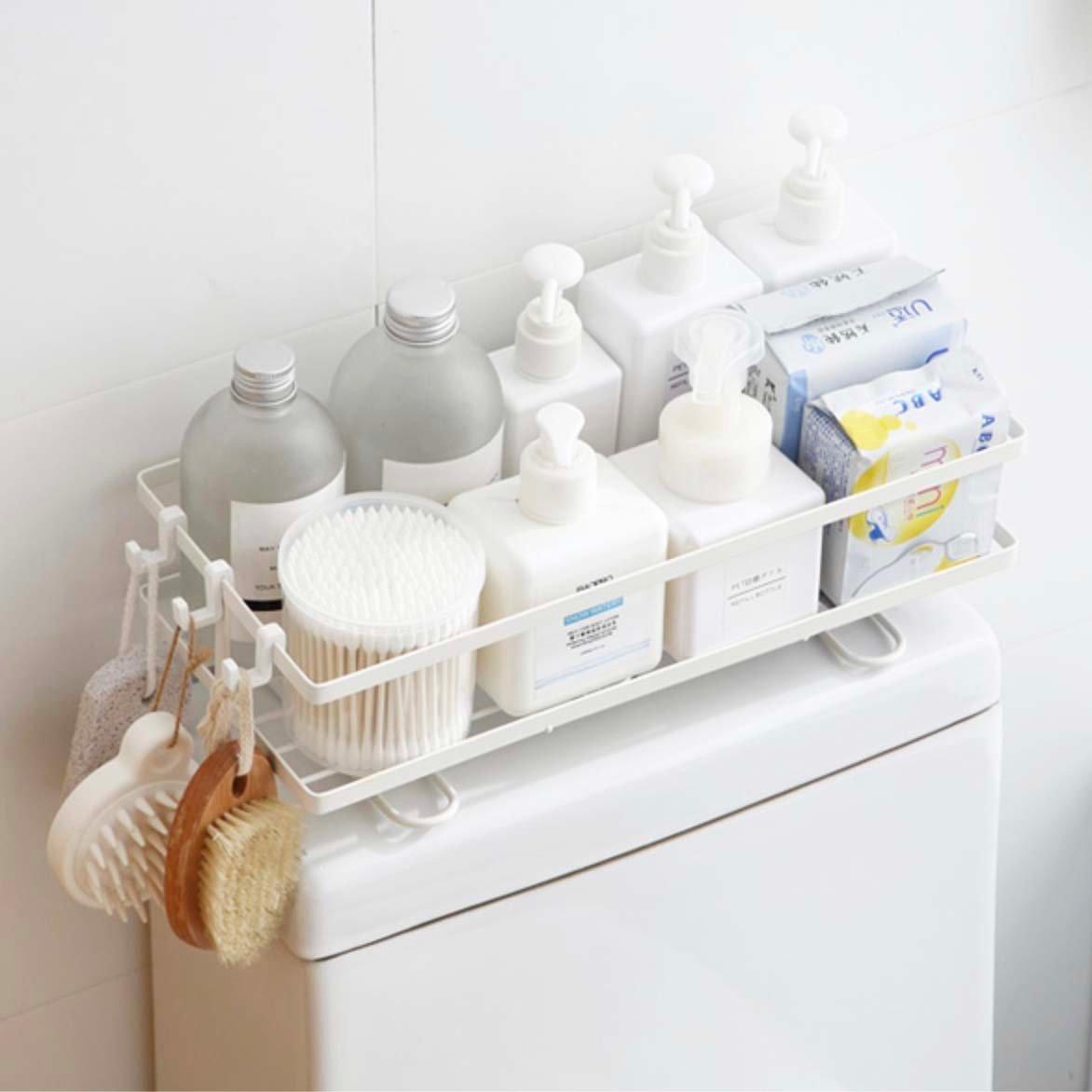 Over The Toilet Storage Organizer Rack