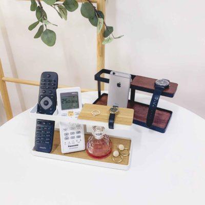 Scandinavian Remote Control & Accessories Desk Organizer Coffee Table Holder Style Degree Sg Singapore