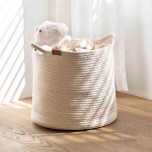 Weaver Laundry & Toys Storage Basket