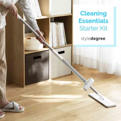 Cleaning Essentials & Accessories Mop Broom Window Cleaner Wiper Starter Kit Style Degree Sg Singapore