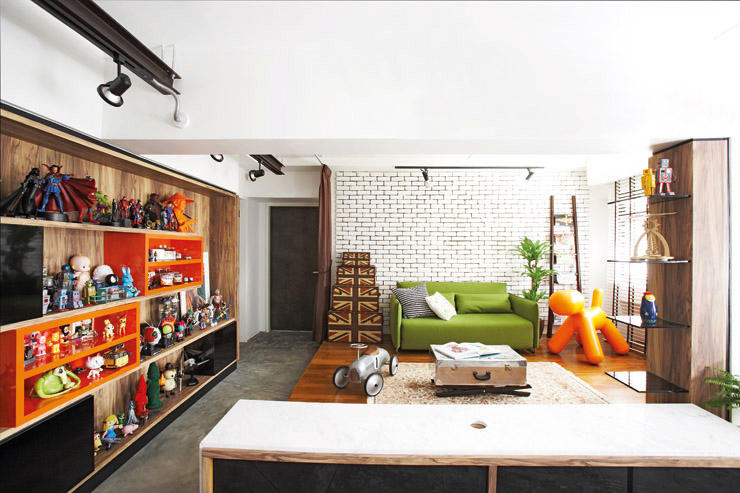 11 Living Room Design Ideas For Small Singapore Homes Style Degree