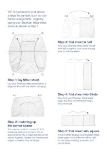 Linen closet, Folding organizing bed linens, bedroom organizing, Style Degree, Singapore, SG, StyleMag