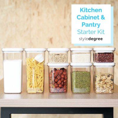 Kitchen Cabinet & Pantry Starter Kit-2