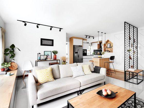 11 Living Room Design Ideas For Small Singapore Homes