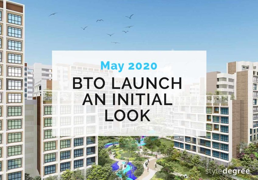 May 2020 BTO Sales Launch: An Initial Look